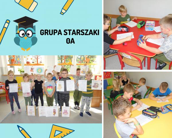 GRUPA Starszaki 0A