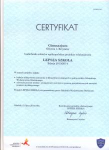 certyfikat10010